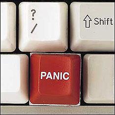 Panikos klavišas