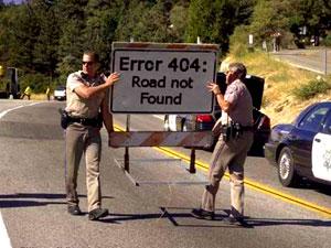 404 - kelio nėra