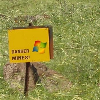 Atsargiai! Minos